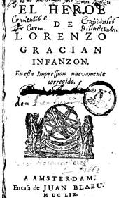 El heroe de Lorenzo Gracian Infanzon
