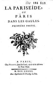 La Pariséïde, ou Pâris dans les Gaules: Volume2