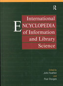 International Encyclopedia of Information and Library Science PDF