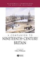 A Companion to Nineteenth Century Britain PDF