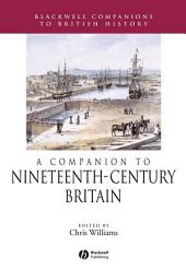 A Companion to 19th-Century Britain