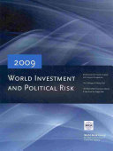 2009 World Investment and Political Risk PDF