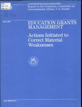 Education Grants Management PDF
