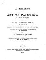 A Treatise on the Art of Painting, in All Its Branches