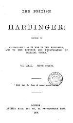The British Harbinger