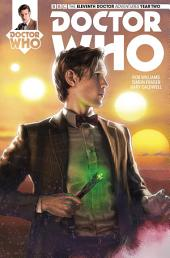 Doctor Who: The Eleventh Doctor #2.14: Gently Pulls the Strings