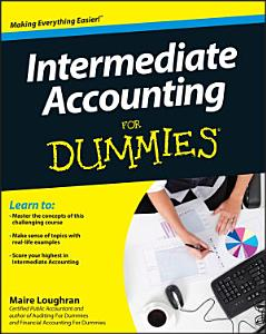 Intermediate Accounting For Dummies Book