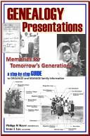 Genealogy Presentations Book PDF