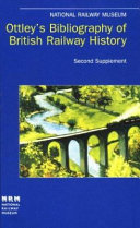 Ottley s Bibliography of British Railway History PDF