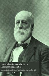 Journal of the Association of Engineering Societies: Volumes 24-25