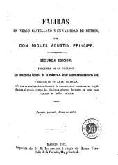 Fabulas en verso castellano y en variedad de metros