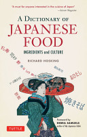 Dictionary of Japanese Food PDF
