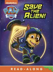 Save the Alien! (Board) (PAW Patrol)