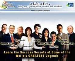 A Life on Fire  Living Your Life with Passion  Balance and Abundance PDF