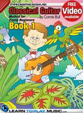 Classical Guitar Lessons for Kids   Book 1 PDF