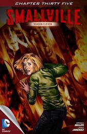 Smallville Season 11 #35