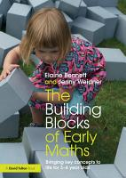 The Building Blocks of Early Maths PDF
