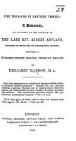 The Treasure in Earthen Vessels  Benjamin Mardon PDF
