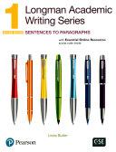 Longman Academic Writing Series 1 Sb with Online Resources PDF