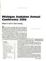 The Jack pine Warbler PDF