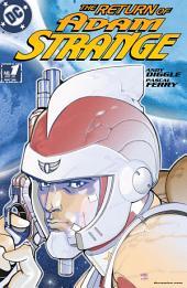 Adam Strange (2004-) #1