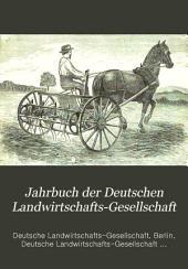 Jahrbuch der Deutschen Landwirtschafts-Gesellschaft: Band 8