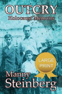 Outcry   Holocaust Memoirs PDF