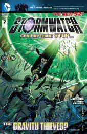 Stormwatch (2012-) #7