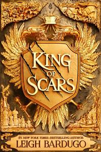 King of Scars Book