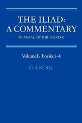 The Iliad A Commentary Volume 1 Books 1 4 PDF