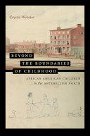 Beyond the Boundaries of Childhood PDF