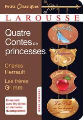 Quatre contes de princesses