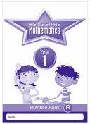 Rising Stars Mathematics Year 1 Practice Book Pack (single Copies of B