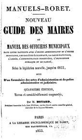 Nóuveau Guide des Maires