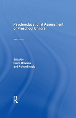 Psychoeducational Assessment of Preschool Children PDF