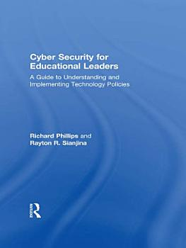 Cyber Security for Educational Leaders PDF