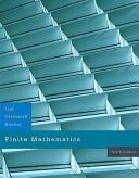 Finite Mathematics   Mathxl 12 Month Student Access Kit
