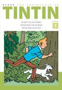 The Adventures of Tintin Volume 8 PDF