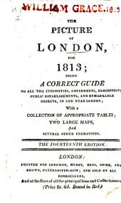 For 1813 ... Fourteenth edition. MS notes