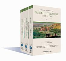 The Encyclopedia of British Literature 1660   1789 Set PDF