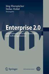 Enterprise 2.0: Unternehmen zwischen Hierarchie und Selbstorganisation