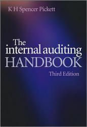The Internal Auditing Handbook Book PDF