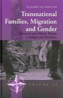 Transnational Families  Migration and Gender PDF