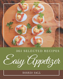 365 Selected Easy Appetizer Recipes