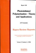 Photoinitiated Polymerisation