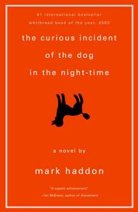 The Curious Incident of the Dog in the Night Time Book