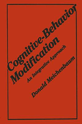 Cognitive-Behavior Modification