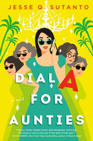 Download Dial A for Aunties Book