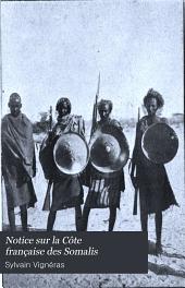Notice sur la Côte française des Somalis