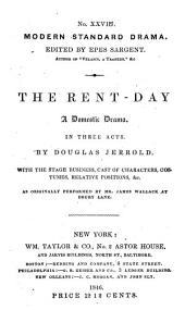 The Rent-day: A Domestic Drama, in Three Acts